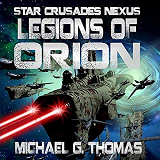 Legions of Orion cover art