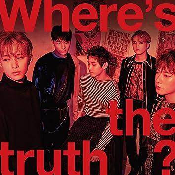 FTISLAND 6th ALBUM [Where's the truth?]