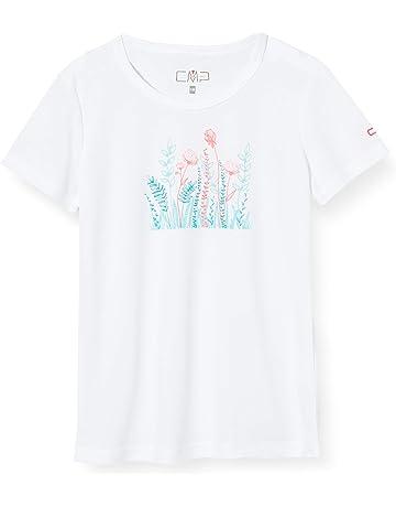CMP T-Shirt Stretch Dyed Jersey Bambino