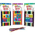 WikkiStix 880 Primary Neon & New Nature Color Triple Play Pak