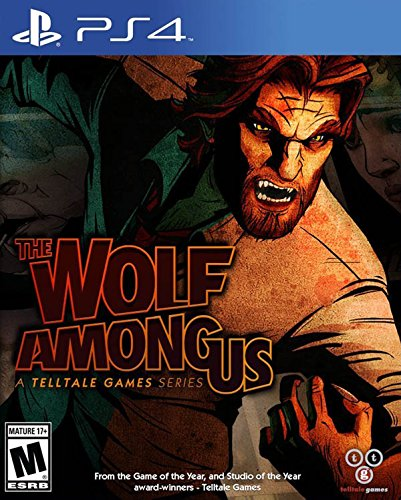 The Wolf Among Us - PlayStation 4