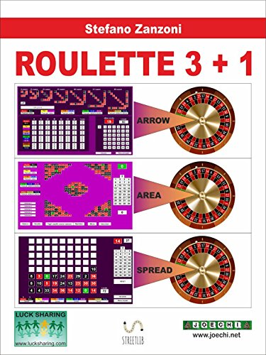 Roulette 3+1. (English Edition)