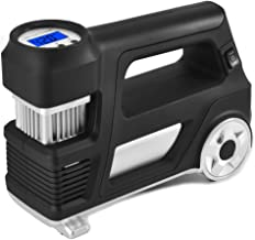 Best electric air pump for car tyres Reviews