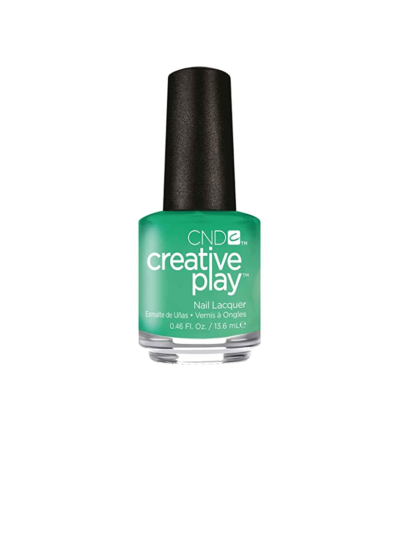 良さ土砂降りにんじんCND Creative Play Lacquer - You've Got Kale - 0.46oz / 13.6ml