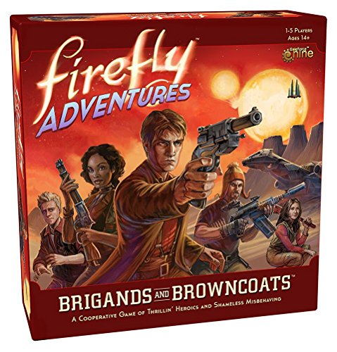 Gale Force Nine GF9FADV1 - Firefly Adventures: Brigands und Browncoats
