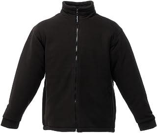 Regatta TRF530 Asgard II Quilted Fleece Jacket Black 3XL