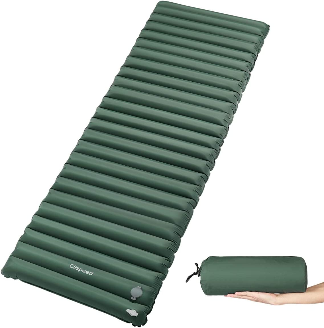 BESPORTBLE Inflatable Detroit Mall Sleeping Pad Waterproof gift Floatable