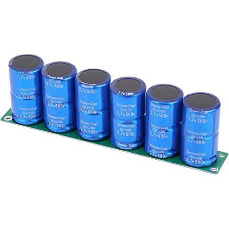 16v 2f Farad Capacitor Module Super Capacitor With Protective Board Küche Haushalt