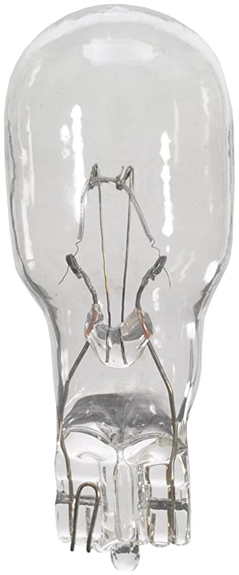 Wagner Lighting BP916NA Natural Amber Miniature Bulb - Card of 2