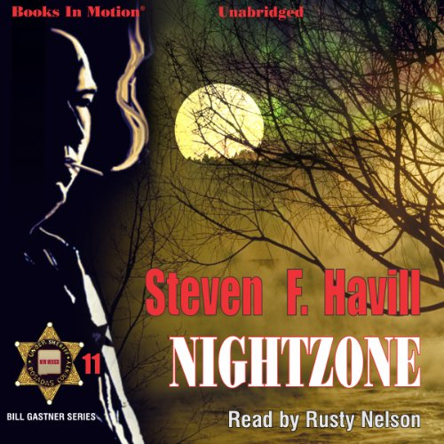 Night Zone: Posadas County Mystery, Book 19 audiobook cover art