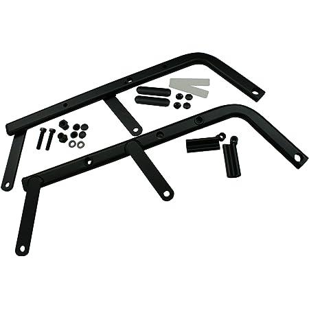 Givi 248f Monorack Arme Für Topcase Montage Schwarz 40 Auto