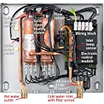 Stiebel Eltron Tempra 15 Plus Electric Tankless Whole House Water Heater, 240 V, 14.4 kW 10 Superior, reliable performance Superior technical support Simple design of plumbing system