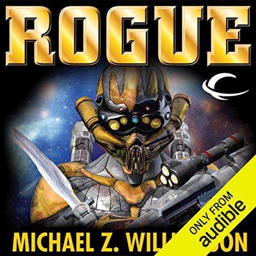 Rogue audiobook cover art