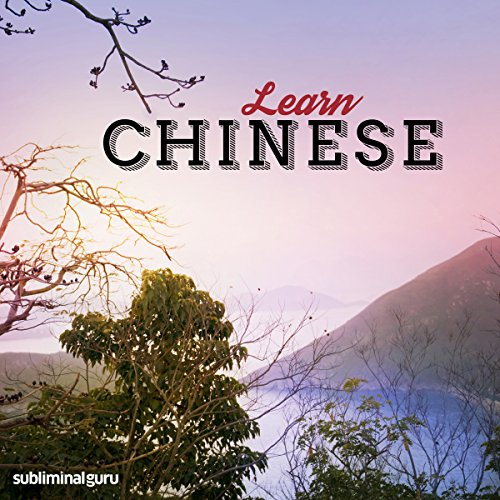 Learn Chinese audiobook cover art