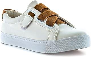 PAYMA - Sneaker Scarpe Sportive Piattaforma da Donna. Ginnastica, Tennis, Sport, Casual e Camminare. Chiusura Elastico. Bi...