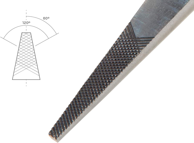 gebogen TEKTON PGF10406 Spitzzange 15,2 cm 70 Grad
