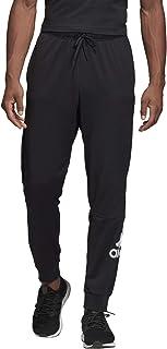 Adidas Men's Must Haves Badge of Sport Pants Activewear Pants, Black (Black/white), Medium (DT9960)