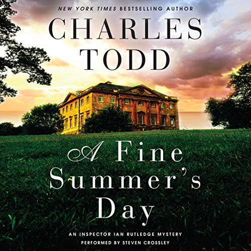 Couverture de A Fine Summer's Day