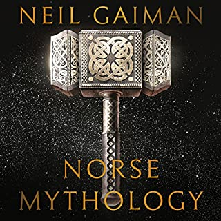 Norse Mythology cover art