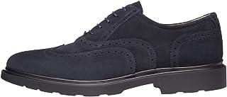NeroGiardini A705281U Zapatos De Cordones Hombre De Piel