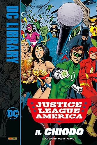 Il chiodo. Justice League