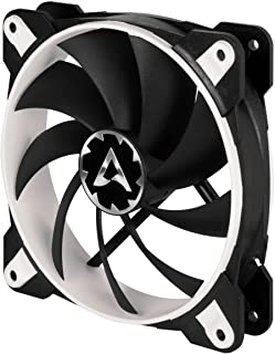 ARCTIC BioniX F120 - 120 mm Ventilador de Caja para CPU con PWM Sharing Technology (PST), Motor Muy Silencioso, Computadora, 200-1800 RPM - Blanco