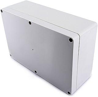 "SamIdea(TM) 230x150x85mm/9""x5.9""x3.35"" Waterproof Plastic Enclosure CCTV Project Case Power Junction Box"
