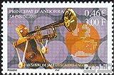 Prophila Collection Andorra - francés Correos Michel.-No..: 571 (Completa.edición.) 2001 Jazz-Festival (Sellos para los coleccionistas) Música / Bailar
