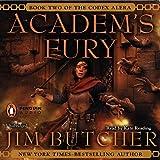 Bargain Audio Book - Academ s Fury  Codex Alera  Book 2