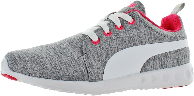 PUMA Women's Carson Runner Knit Ankle-High Running shoes