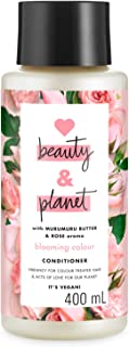 Love Beauty and Planet Conditioner Murmuru Butter and Rose, 400ml