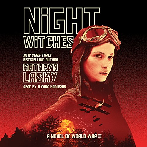 Night Witches audiobook cover art