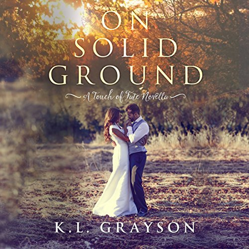 On Solid Ground audiobook cover art