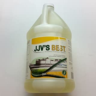 JJV'S BEST ALU100-G Aluminum Cleaner (1 Gallon)
