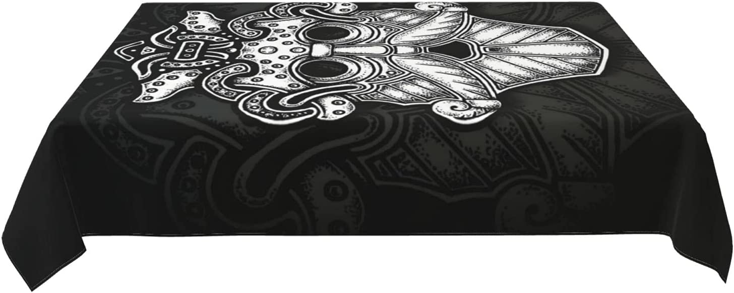 67% OFF of fixed price Roechneck Viking Logo Waterproof Tablecloths,G Challenge the lowest price of Japan ☆ Design