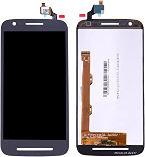 Phone Replacement Parts Spare Accessories Compatible with Motorola Moto E3 / E3 Power / XT1700 / XT1706 LCD Screen + Touch Screen Digitizer Assembly for Motorola