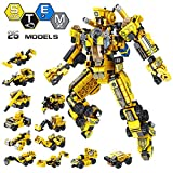 VATOS Robot Stem Juguetes de Construcción 12-in-1 573 PCS Educativo...