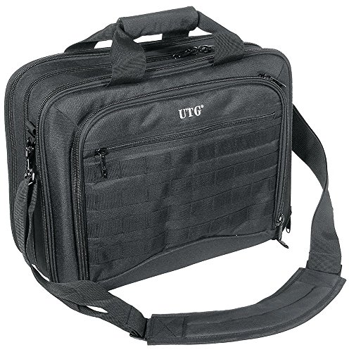 UTG PVC-PC28B Computertasche, schwarz, One Size