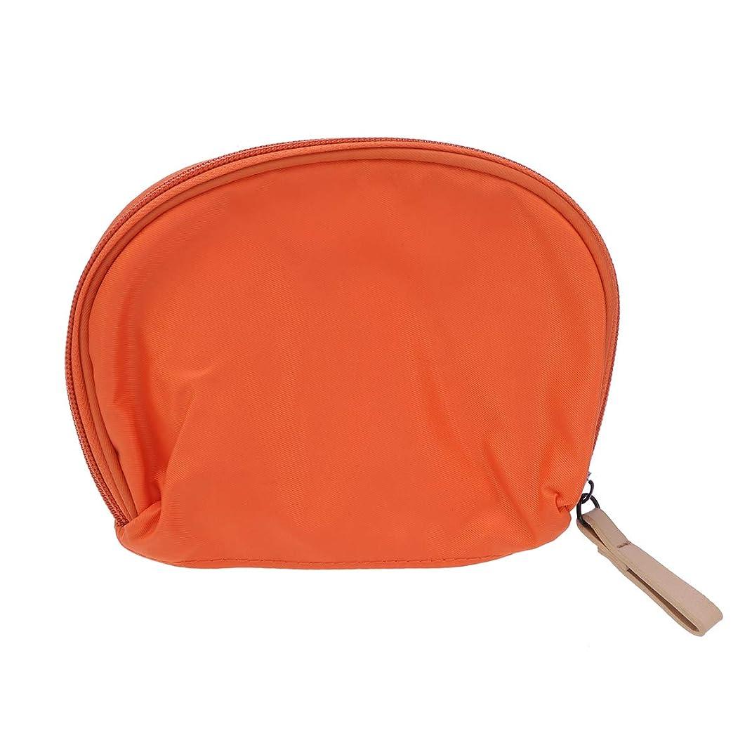 イディオム敬の念肉屋Beaupretty 家の旅行休日のための貝の化粧品の袋の小さい洗面用品袋の小さい構造の収納袋