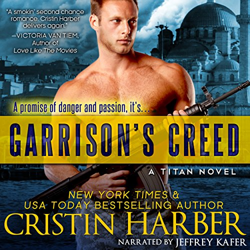 Garrison's Creed audiobook cover art