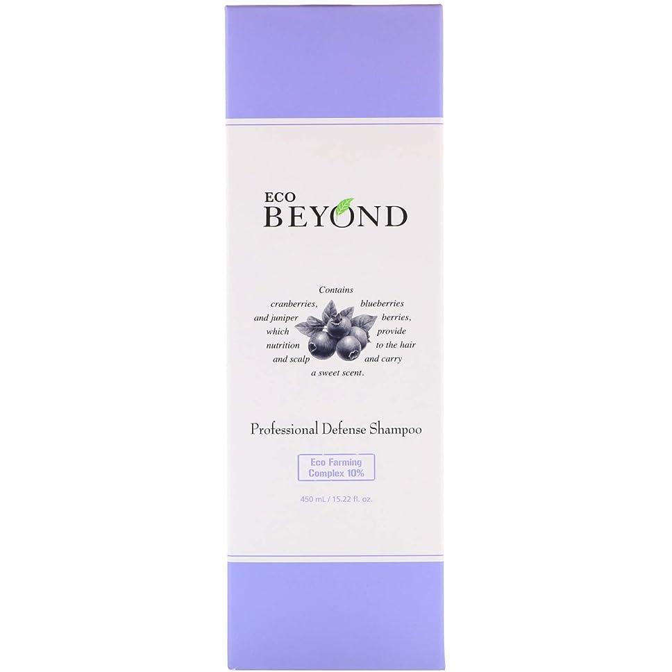 顔料モードレクリエーション[ビヨンド] BEYOND [プロフェッショナル ディフェンス シャンプー 450ml] Professional Defense Shampoo 450ml [海外直送品]