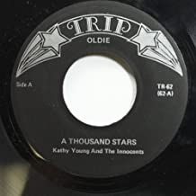 KATHY YOUNG AND THE INNOCENTS 45 RPM A THOUSAND STARS / GEE WHIZ