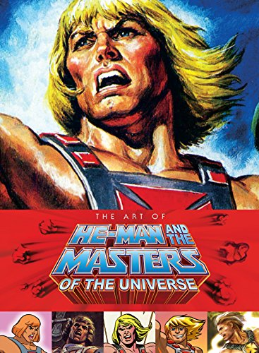 Join Mattel and Dark Horse in this comprehensive retrospective chronicling He-Man's decades-long epic journey from toy, to television, to film, to a true pop culture phenomenon!