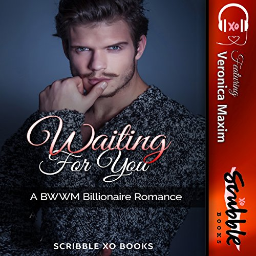 Waiting for You audiobook cover art