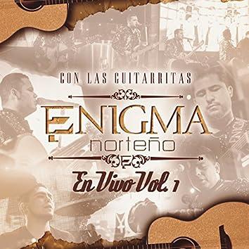 Con Las Guitarritas En Vivo (Vol.1)