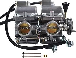 Carburetor Dual Carb ASSY Set Chamber For Honda Rebel CA CMX 250 C CMX250 CA250