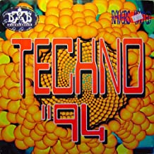 Various - Techno '94 - Bonzai Records - BR 94065