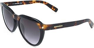 Dsquared2 Women's DQ0287 Sunglasses Brown