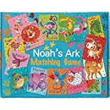 Dicksons Noah's Ark Friends 5.5 x 7 Cardboard 41 Piece Childrens Matching Game