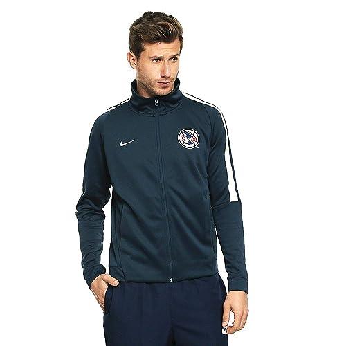 85e9465348d Nike Club America Franchise Men's Soccer Jacket